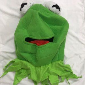 Kermit Costume Headpiece